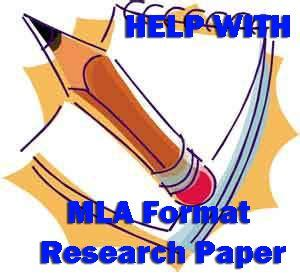 Sample mla research papers